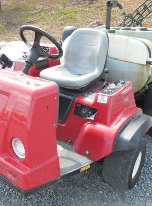 2010 Toro 1200 MultiPro Sprayer