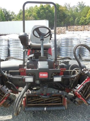 2010 Toro 5510 REELMASTER Fairway Mower