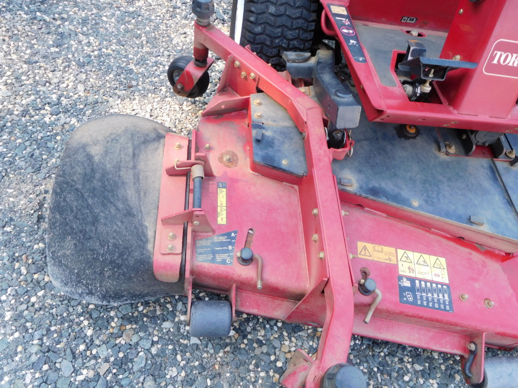 Toro 3280 D Groundsmaster 2013 4wd 72 Side Discharge