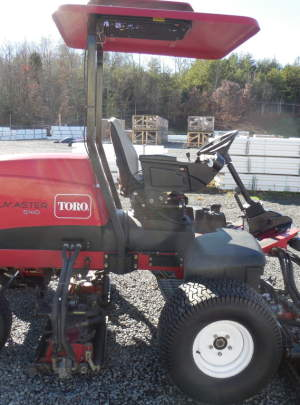 TORO 5410 REELMASTER Fairway Mower (2012) 1298 Hours,