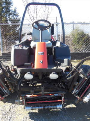 JACOBSEN LF 3400 (4WD) 2005 with 2310, New 7 Blade Reels