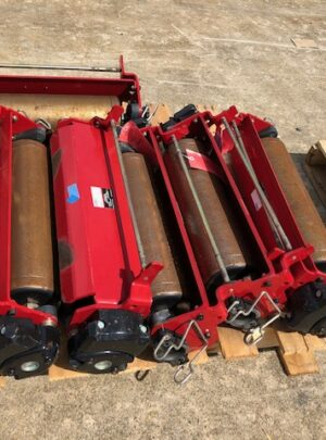 Greens Tri-Roller Kit for Tri-Flex Mowers