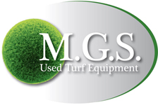 MGS Used Turf Equipment